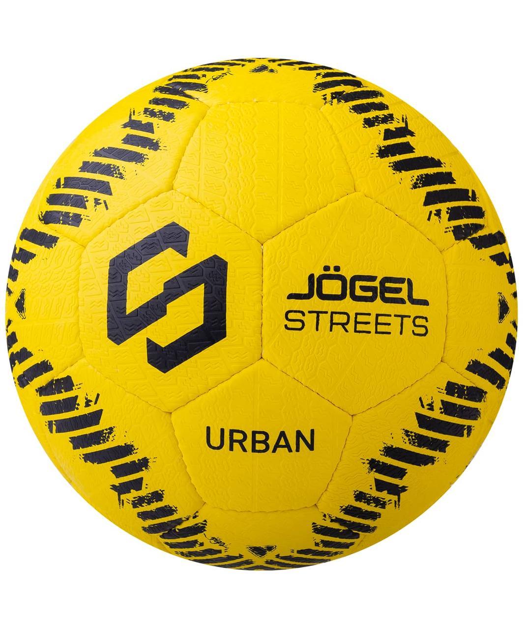 Мяч футбольный JS-1110 Urban №5, желтый Jögel