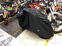 Чехлы и сетки СH Чехол для мотоцикла или питбайка S 65сс (черный)