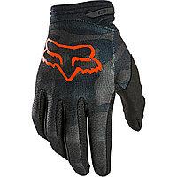 Детские перчатки FOX Мотоперчатки подростковые Fox 180 Trev Youth Glove Black Camo