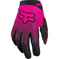 Детские перчатки FOX Мотоперчатки подростковые Fox 180 Oktiv Youth Glove Pink