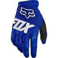 Детские перчатки FOX Мотоперчатки подростковые Fox Dirtpaw Youth Glove Blue