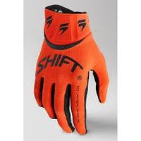 Детские перчатки SHIFT Мотоперчатки подростковые Shift White Label Bliss Youth Glove Blood Orange