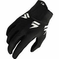 Детские перчатки SHIFT Мотоперчатки подростковые Shift White Label Trac Youth Glove Blac