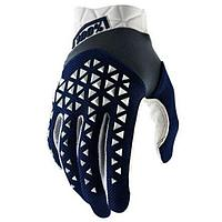 Перчатки 100% Мотоперчатки 100% Airmatic Glove Navy/Steel/White