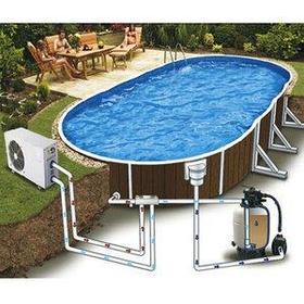 Тепловые насосы для бассейна