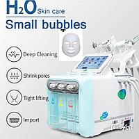 Аппарат для гидропилинга H2O2 7в1 с двойным насосом