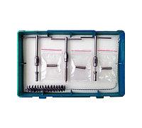 DL-UIS50257, Комплект алмазных притиров для насос-форсунок Detroit