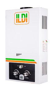 Газовый водонагреватель ILDI JSD24, 12л.