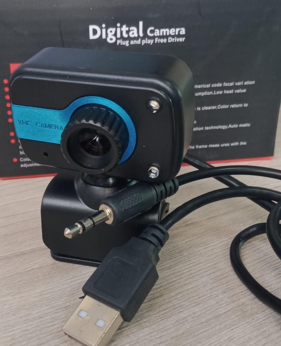 Web-камера 111- HD 720P с микрофоном