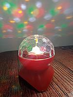Диско-шар Charging Crystal Magic Ball Bluetooth Speaker L-740, фото 1