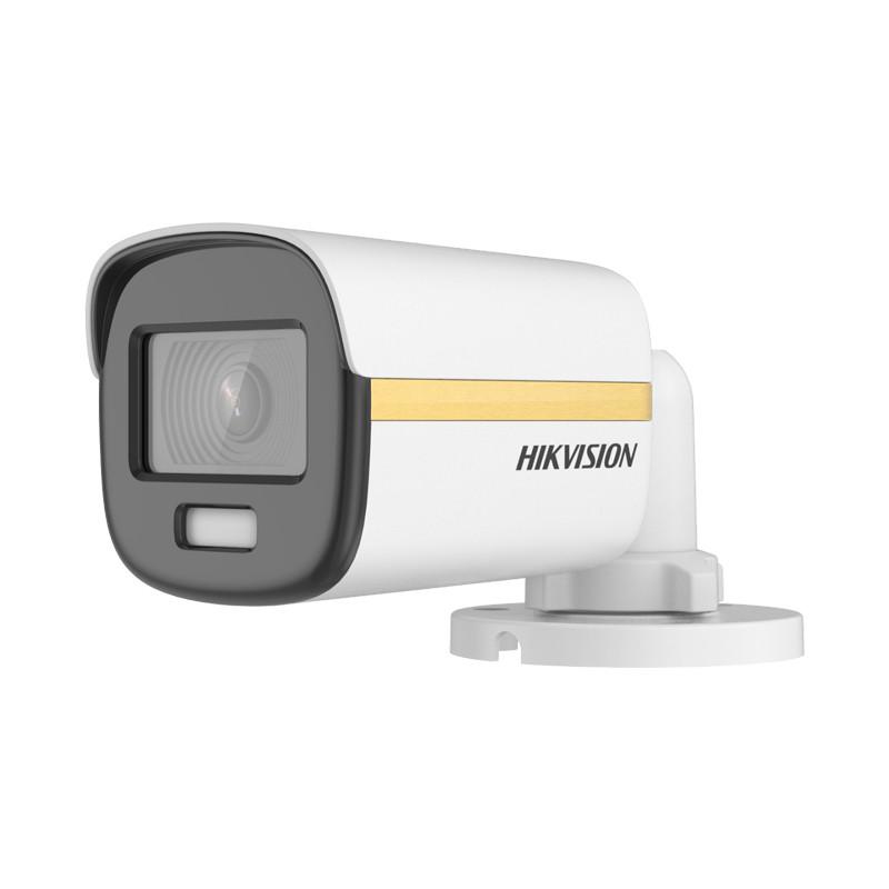 Hikvision DS-2CE10DF3T-PF (2,8 мм) HD цилиндрическая камера ColorVu 2 МП