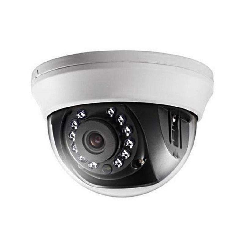 Hikvision DS-2CE56H0T-IRMMF (2,8 мм)  HD TVI 5МП купольная видеокамера