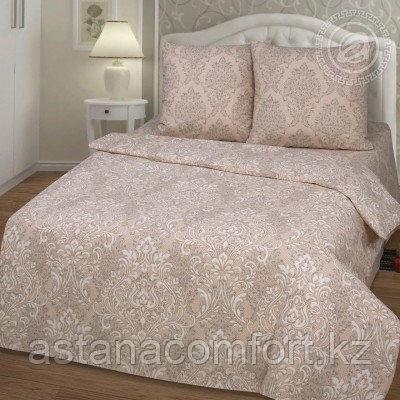 """КПБ """"Анжелика"""", 2х-спальный с евро-простыней, бязь."""