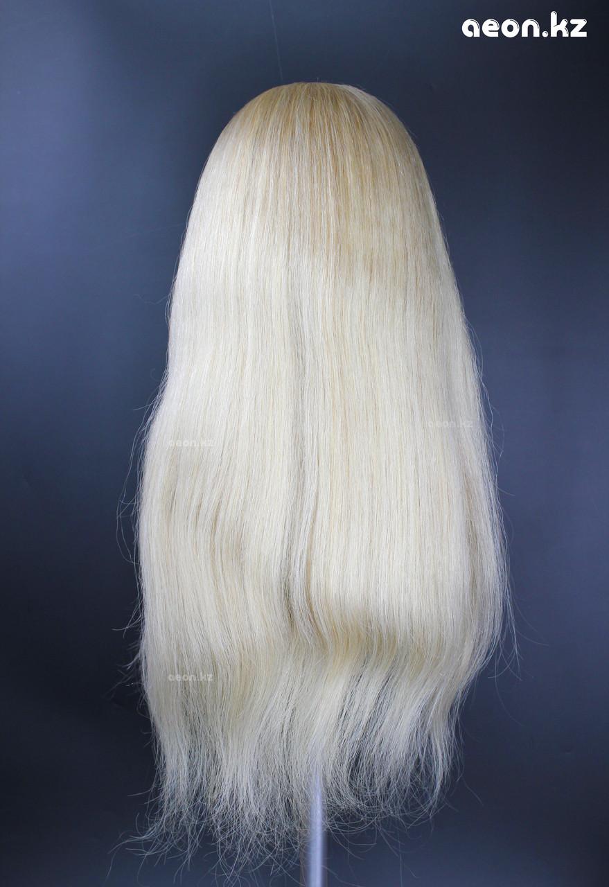 Голова-манекен AEON светло русый волос натуральный (100%) - 60 см - фото 6