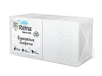 Бумажные салфетки Reina 300 штук в упаковке