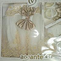 Платье для новорожденных 5 предметов