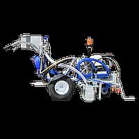 Разметочная машина с баком для стеклошариков Schtaer WEGA 18