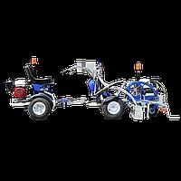 Разметочная машина на 2 пистолета с сиденьем для оператора Schtaer Wega 18 B, фото 1