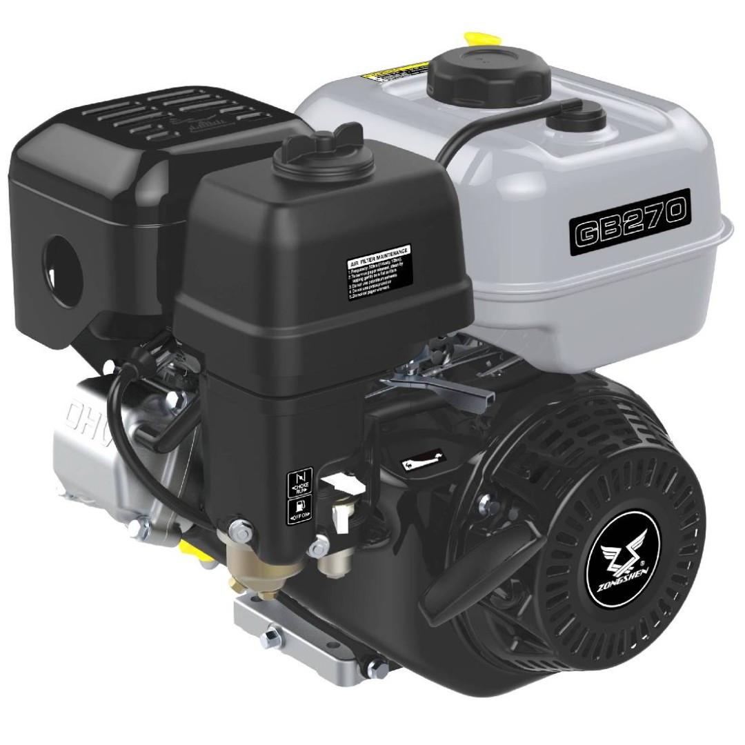 Бензиновый двигатель Zongshen GB270B