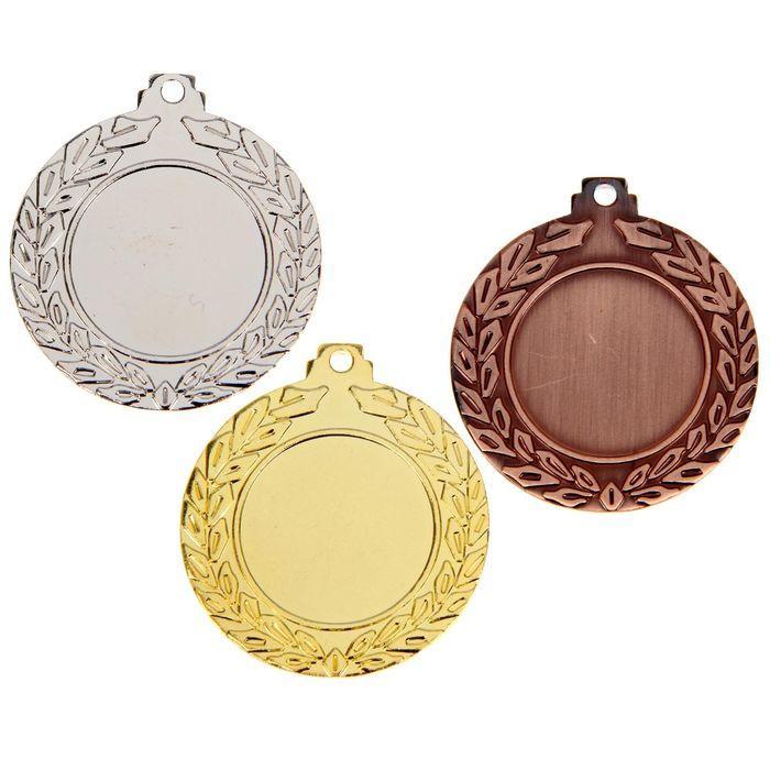 Медаль под нанесение 037 - фото 1
