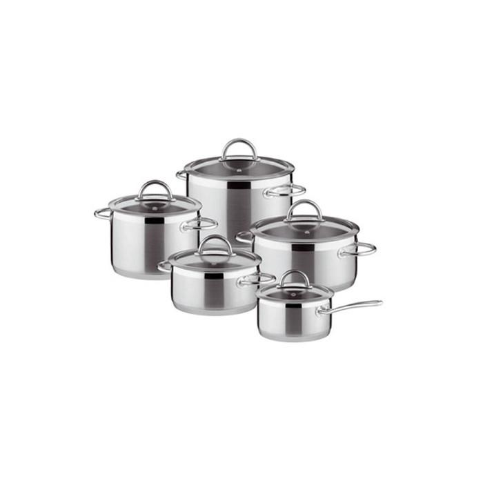 Набор посуды Tescoma Vision, 10 предметов