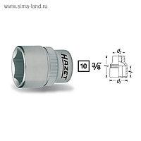 """Головка торцевая HAZET 880-11, 3/8"""", 6гр., 11 мм"""