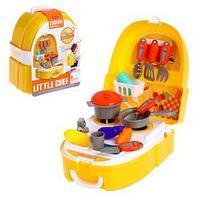 Набор кухни в рюкзаке 'Маленький шеф'