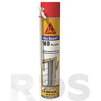 Универсальная полиуретановая пена с трубкой Sika Boom®-180 Fix & Fill