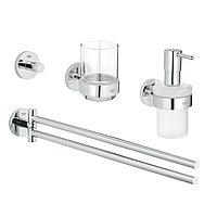 Essentials Набор аксессуаров Grohe 4 в 1 Master Bathroom