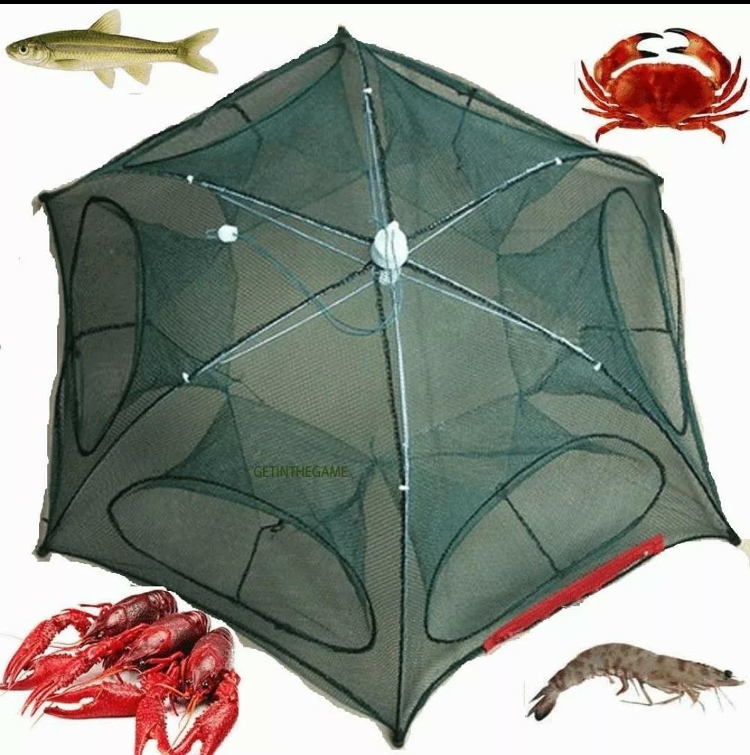 Рыболовный верша-паук - фото 1