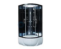 Душевая кабина ER5709TP-C24 900*900*2150 высокий поддон, тонированое стекло
