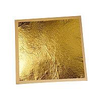 Поталь, сусальное золото