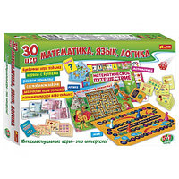 30 игр Математика, язык, логика