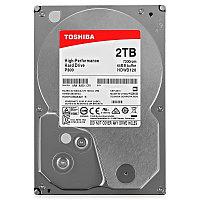 """Жесткий диск HDD Toshiba P300 HDWD120UZSVA, 3.5"""", SATA"""