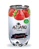 Aziano strawberry клубника 350 мл
