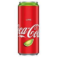 Coca-cola Lime Taste 330ml
