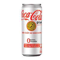 Coca-cola Plus 330мл Вьетнам