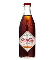 Coca-Cola Specialty Абрикос стеклянная бутылка 250мл