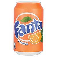 Fanta Orange 330 мл