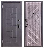 Дверь входная Ferroni Палермо Муар/Венге Тобакко