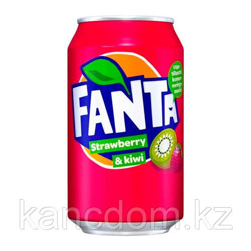Fanta strawberry Kiwi 330 мл