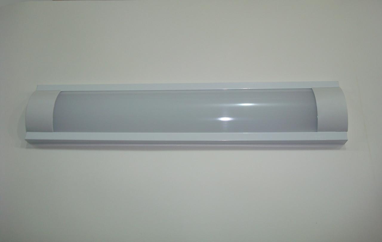 Светильник светодиодный LED AL1D 2x9 W (аналог ЛПО 2х20) Электросила ELS