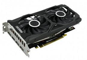 Видеокарта Inno3D GTX 1660 SUPER TWIN X2 (N166S2-06D6-1712VA15L), 6 GB/ 192bit/ GDDR6