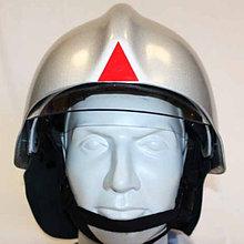 Пожарные шлемы.