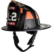 Шлемы пожарные.