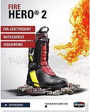 Сапоги Haix Fire Hero 2.