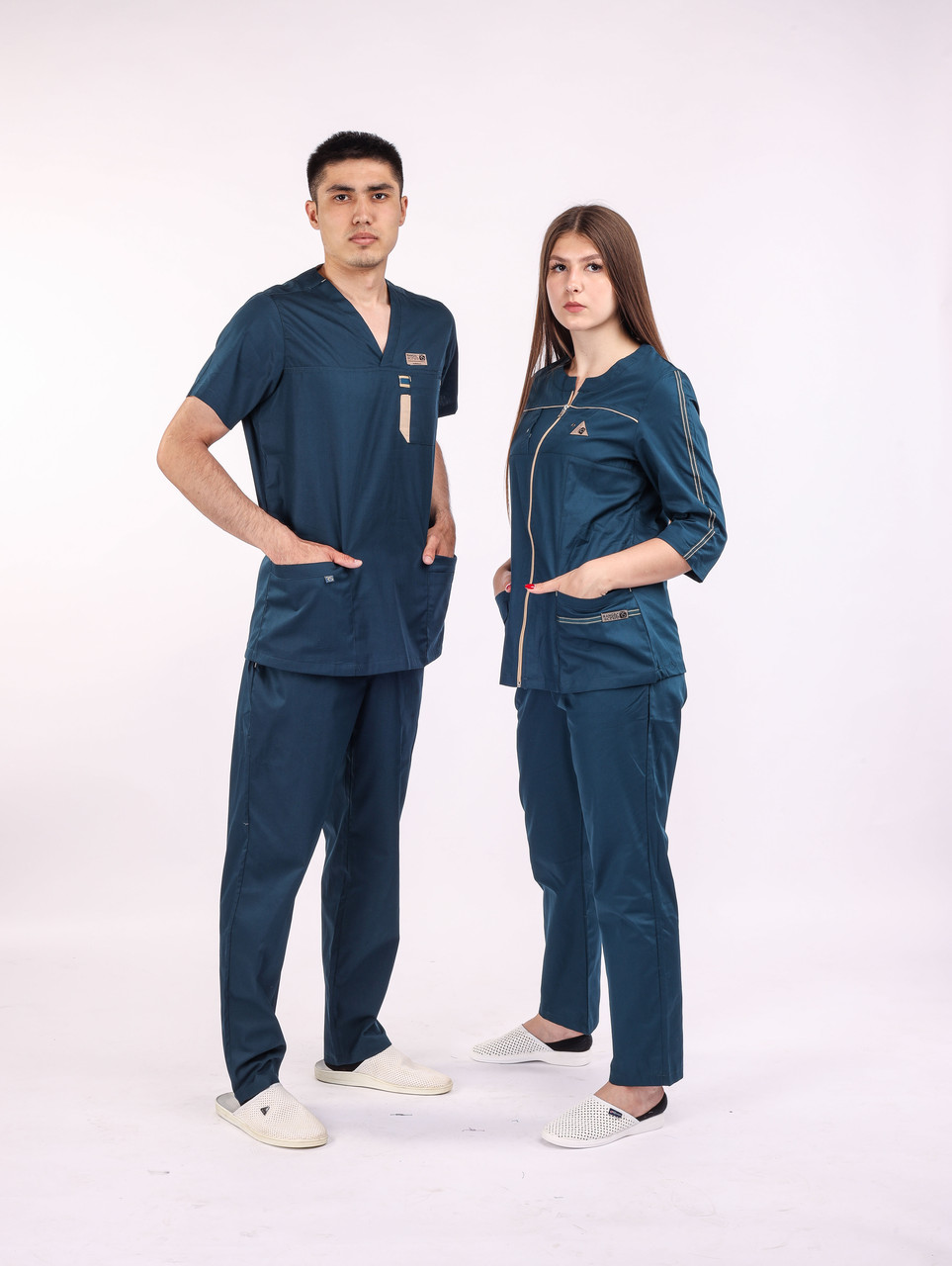 Медицинский костюм Замок