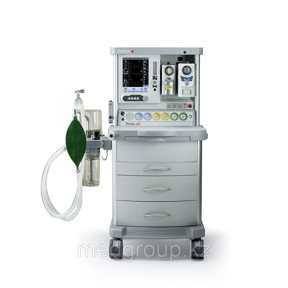 Система анестезии со встроенными вентилятором и адсорбером Penlon Prima 465