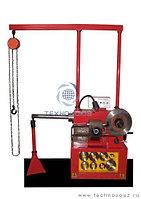 Станок для расточки тормозных барабанов и тормозных накладок грузовых и легковых автомобилей ТТН-420
