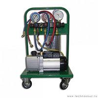 Установка для заправки кондиционеров SMC 402 C